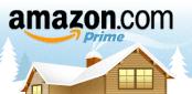 Amazon.com holiday logo